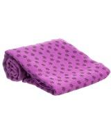 GetUp Aum Yoga Towel - Purple Photo