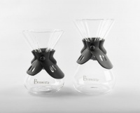 Brewista Smart Brew Pour-over Hourglass Brewer - 8 Cup Photo
