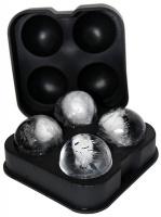Ice Ball Mold Black Photo