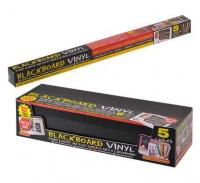 Bulk Pack 4 x Blackboard Vinyl With 5 Chalks Photo