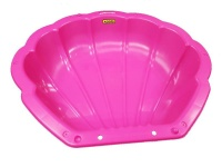 Addis - 110 Litre Clam Pool - Pink Photo