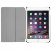 MACALLY Protective Case and BStand for iPad - Black Photo