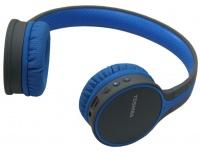 Toshiba Wireless Headphone - Blue Photo