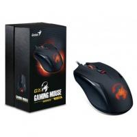 Genius - Mouse DT USB Ammox X1-400 BLK Photo