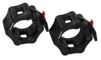 Tunturi Olympic Lock Jaw Collars - Pair Photo