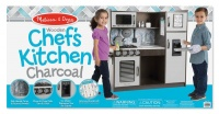 Melissa & Doug Chef'S Kitchen - Charcoal Photo