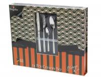 Berlinger Haus 24-Piece Stainless Steel Satin Finish Cutlery Set - Bh-2158 Photo