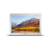 "Apple MacBook Air 13"" Intel Core i5 - Silver Photo"