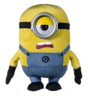 Despicable Me 3 24cm Plush Toy - Stuart Photo