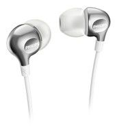 Philips SHE3700 Vibe In-Ear Headphones - White Photo
