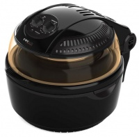 FRY-AIR Portable Oven & Air Fryer - Black Photo