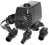 Waterfall Submersible / Inline 1000 L/H Pond or Fountain Flow Water Pump Photo