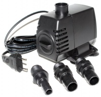 Waterfall Submersible / Inline 1500 L/H Pond or Fountain Flow Water Pump Photo