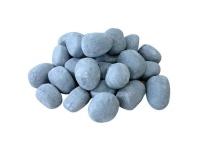 1green Ceramic Pebbles for Bio-Ethanol Fireplace - Grey Photo