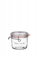 Luigi Bormioli - 500ml Lock-Eat Glass Food Jar With Lid Photo
