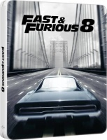 Fast & Furious 8: The Fate of the Furious Steelbook Photo
