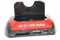 All in 1 HDD Docking Station Photo