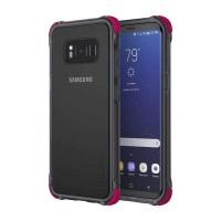 Samsung Incipio Reprieve Sport Case Galaxy S8 - Clear & Black Photo