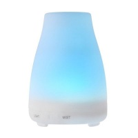 7 Color LED Light With Mist Humidifier Photo