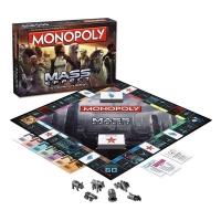 Monopoly Mass effect Photo