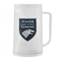 Game of Thrones Winter Is Coming Freezer Tankard - 400ml Photo