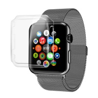 Apple Tuff-Luv Orzly InvisiCase for Watch Series 1 - Invisible Case / Cover Cellphone Photo