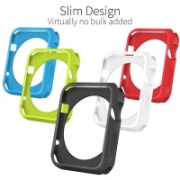 Apple Tuff-Luv Orzly 5-in-1 FacePlate Pack for Watch Series 1 Photo