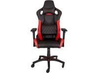Corsair CF-9010003 T1 Race Gaming Chair - Black & Red Photo