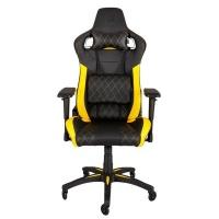 Corsair Cf-9010005 T1 Race Gaming Chair - Black & Yellow Photo