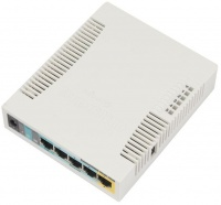 MikroTik 951UI-2HND RouterBoard Wireless Router Photo