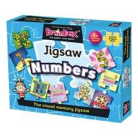 BrainBox Numbers Jigsaw Photo