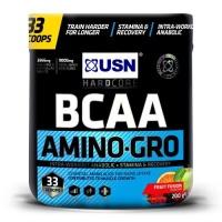 USN BCAA Amino Gro Fruit Fusion - 200G Photo