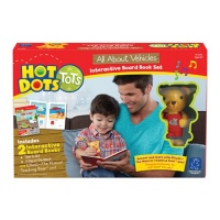 Learning Resources Hot Dots Tots - All About Vehicles Photo