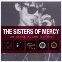The Sisters of Mercy - Original Album Series Photo