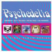 Various Artists Original Album Series - Psychedelia Photo