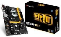 Biostar TB250BTC LGA 1151 Intel Motherboard Photo