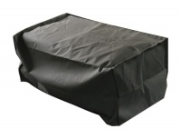 Patio Solution Coffee Table Cover - Charcoal Photo