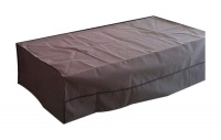 Patio Solution Coffee table cover - Taupe Photo