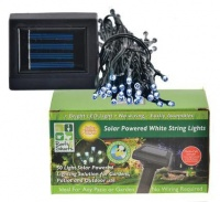 Roots & Shoots Solar Power Fairy Lights for Garden & Outdoor Decor Photo