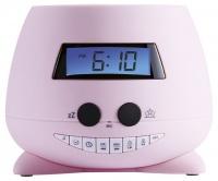 Big Ben Alarm Clock with Projector - Pink Photo