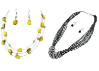 2 Pair Necklace & Earring Set Photo