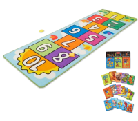 Hop Scotch & Card Games Combo Photo