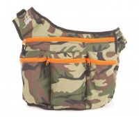 DaddyKool Classic Diaper Bag - Camouflage Photo