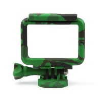 Camouflage Frame Case for GoPro Hero 5 - Green Photo