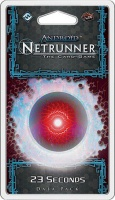 Android Netrunner LCG: 23 Seconds Data Pack Photo