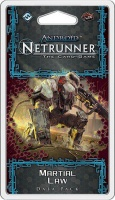Android Netrunner LCG: Martial Law Data Pack Photo