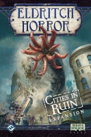 Eldritch Horror Cities in Ruin Expansion Photo
