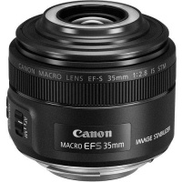 Canon 35mm EF-S f/2.8 IS STM Macro Lens Photo