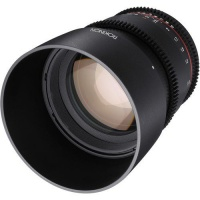 Canon Rokinon 85mm T1.5 Cine DS Lens for EF Mount Photo