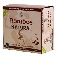 TopQualiTea Organic & Fair-Trade Rooibos Tea - 80 Tea Bags Photo